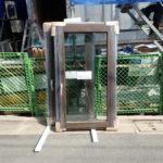 House-KH-14 木製窓搬入・取付け